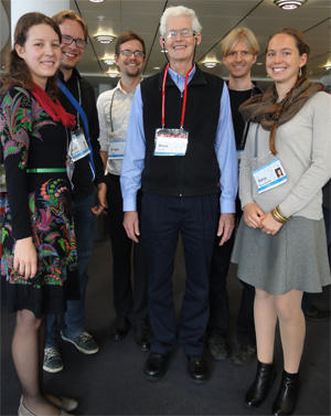 Ana, Lauri, Georg, Stephen A. Cook, Christoph and Hanka